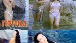 Η Ελένη Φιλίνη με μαγιό & γυμνόστηθη