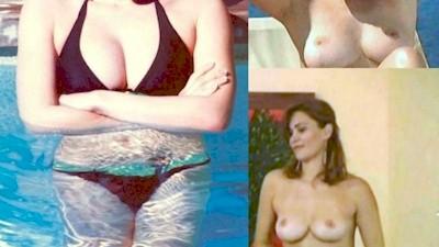 Δήμητρα Τζιόβα γυμνόστηθη στήθος