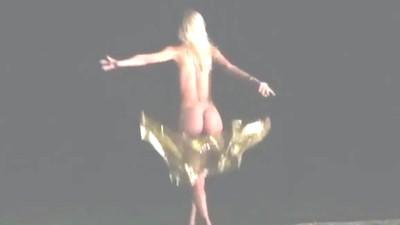 Βίντεο Ασημίνα Ιγγλέζου γυμνή