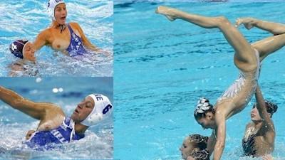 Ελληνικό πόλο & συγχρονισμένη κολύμβηση