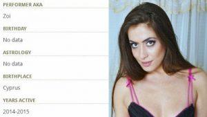Κύπρια πορνοστάρ σε 2 σεξ βίντεο