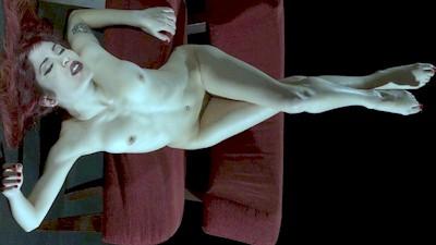 Τζίνα Κυριαζή γυμνή