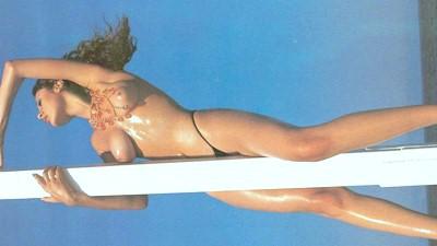Μαρία Χατζηδάκη γυμνόστηθη