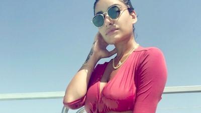 Μαρία Καζαριάν τεράστιο στήθος