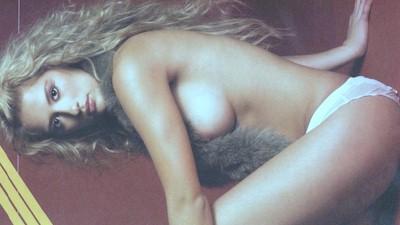 Νάντια Γιαννοπούλου γυμνόστηθη