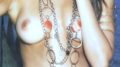 Χριστίνα Στεφανίδη γυμνόστηθη