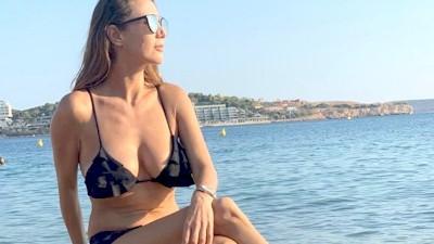 Ιωάννα Σεβοπούλου τεράστιο στήθος