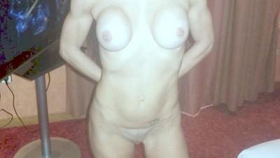 Λίντα Κουλέτσιου γυμνή